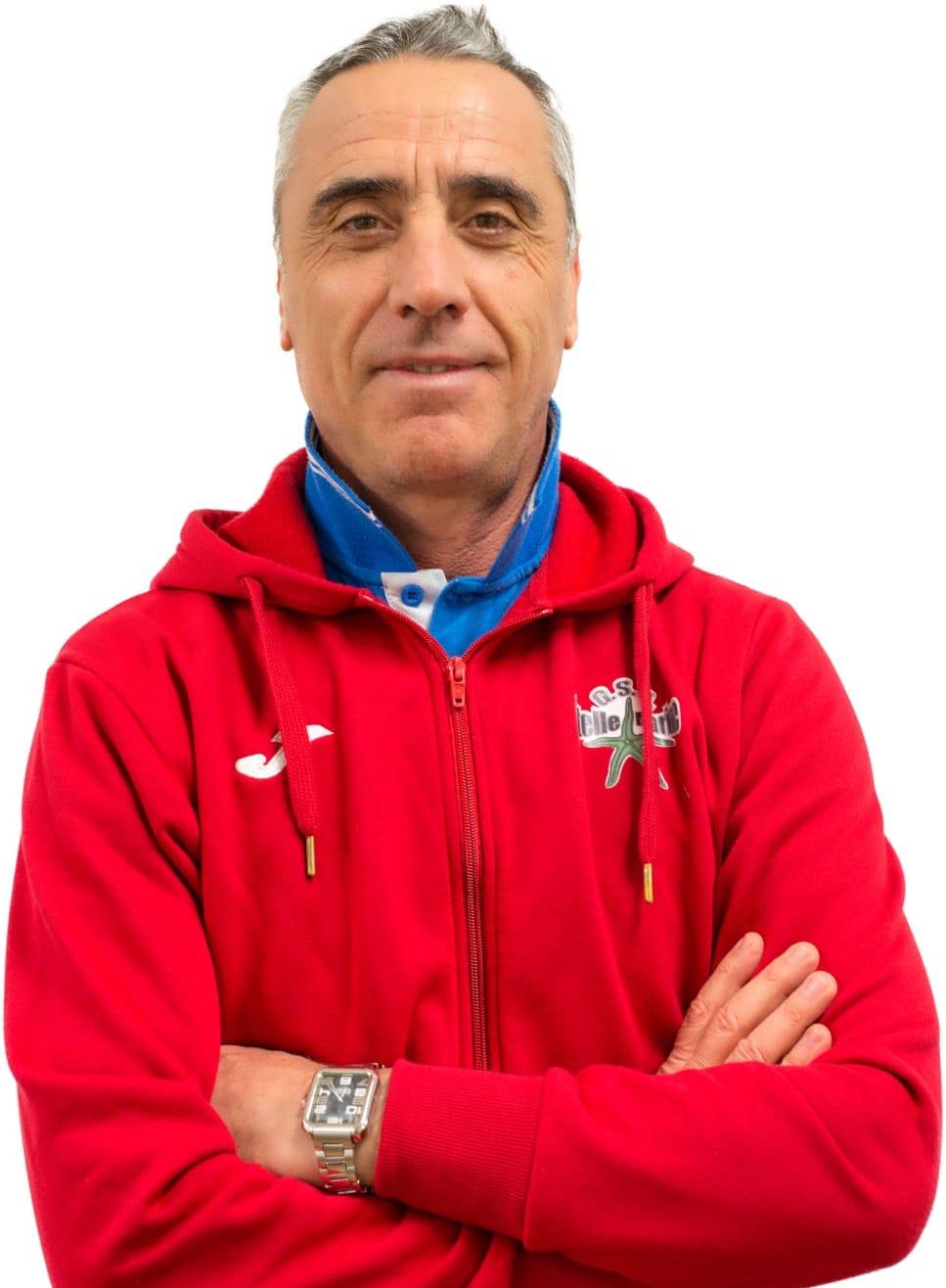 SALVATORE DE MARTINO Preparatore atletico